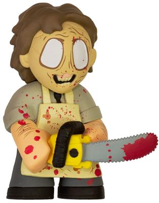 Mystery Minis Horror Series 1 Bloody Leatherface  Stock