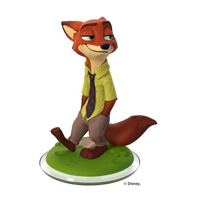 Disney Infinity Figures Zootopia Nick Wilde