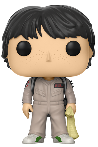 Funko Pop! Television Mike (Ghostbuster)