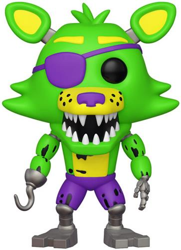 Funko Pop! Games Foxy (Blacklight)