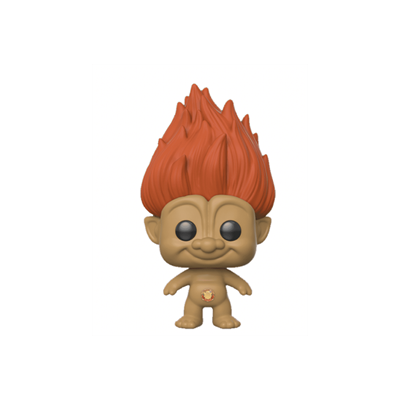 Funko Pop! Trolls Orange Troll