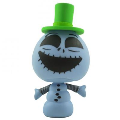Mystery Minis Nightmare Before Christmas Series 1 Snowman Jack (Blue) Stock