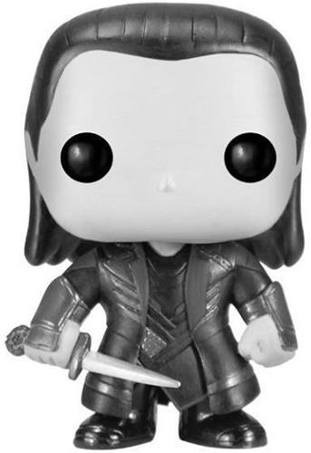 Funko Pop! Marvel Loki (No Helmet) - B&W
