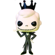 Funko Pop! Freddy Funko Jack Skellington