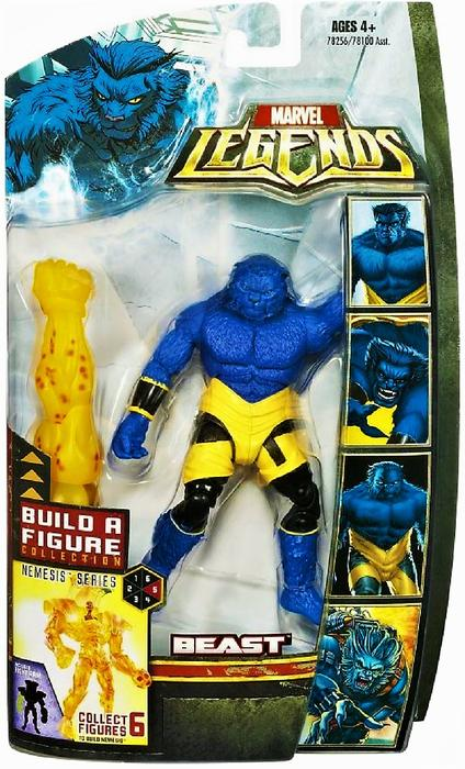 Marvel Legends Nemesis Series Beast