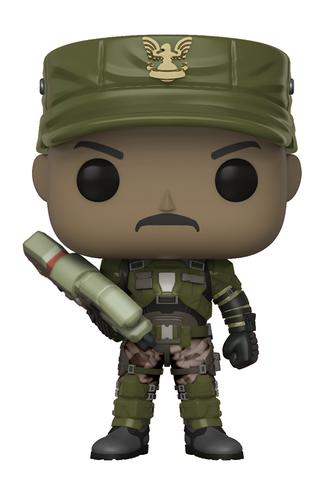 Funko Pop! Halo SGT Johnson