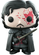 Funko Pop! Game of Thrones Jon Snow (Bloody)