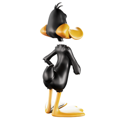 Covetly: Mighty Jaxx: Looney Tunes: Daffy Duck