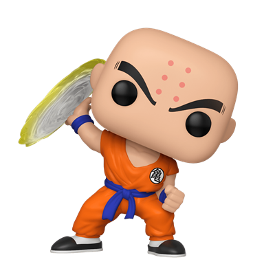 Funko Pop! Animation Krillin (Destructo Disc)