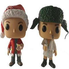 Clark Griswold & Cousin Eddie (2 Pack)