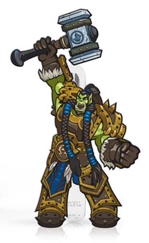 FiGPin World of Warcraft Warchief Thrall