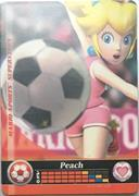 Amiibo Cards Mario Sports Superstars Peach - Soccer