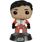 Funko Pop! Star Wars Poe Dameron (No Helmet)
