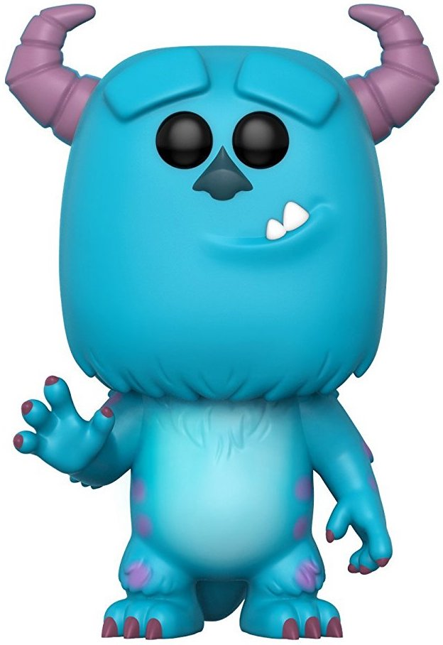 Funko Pop! Disney Sulley (Waving)
