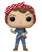 Funko Pop! Icons Rosie the Riveter