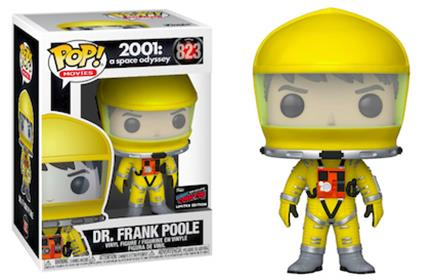 Funko Pop! Movies Dr. Frank Poole Stock