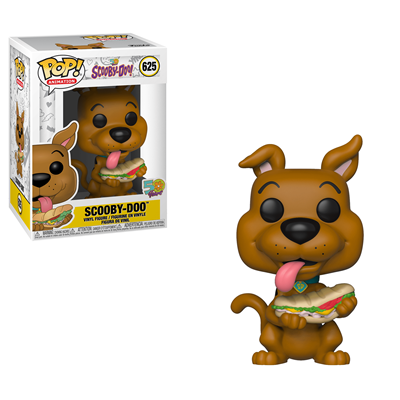Funko Pop! Animation Scooby-Doo (with Sandwich) Stock