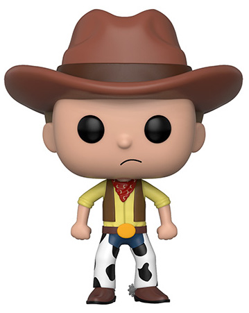 Funko Pop! Animation Morty (Western)