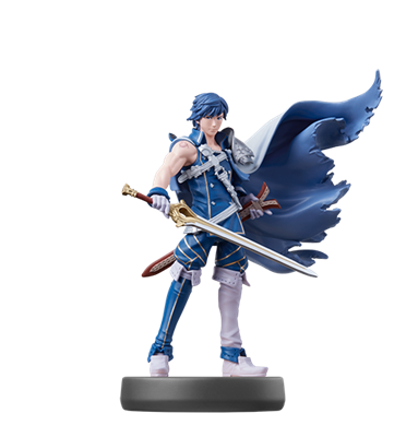 Amiibo Super Smash Bros. Chrom Icon