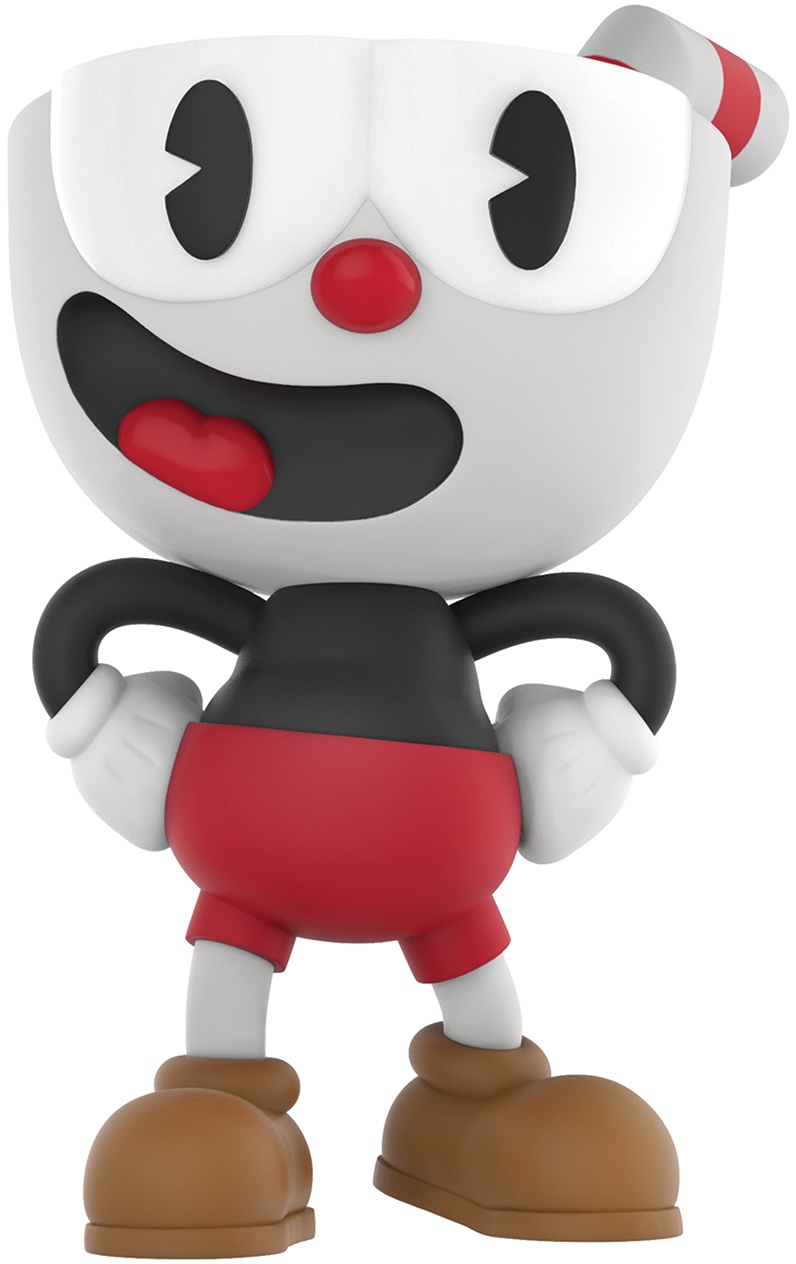 Funko - Other Vinyl Figures Cuphead