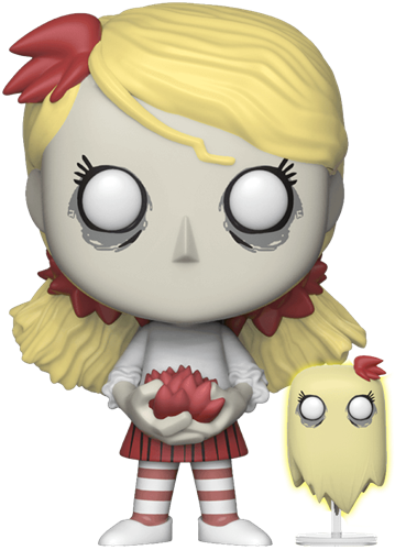 Funko Pop! Games Wendy & Abigail (Glow)