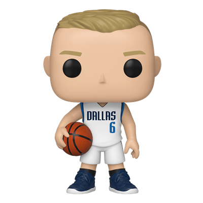 Funko Pop! Sports Kristaps Porzingis Icon