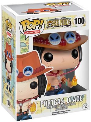 Funko Pop! Animation Portgas. D. Ace Stock