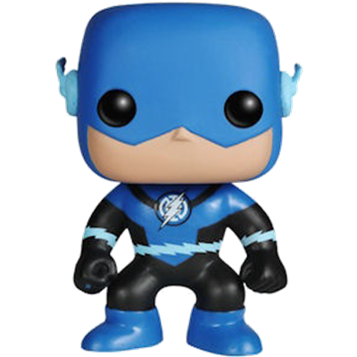 Funko Pop! Heroes The Flash (Blue Lantern)