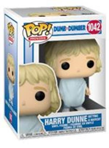 Funko Pop! Movies Harry Dunne Getting Haircut Stock