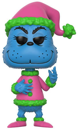Funko Pop! Books The Grinch (Blue) - CHASE