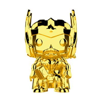 Funko Pop! Marvel Thor - Gold Chrome