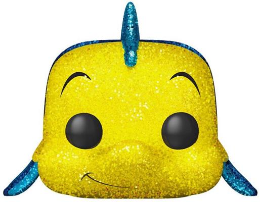 Funko Pop! Disney Flounder (Diamond)