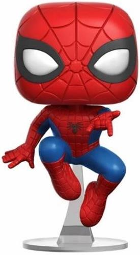 Funko Pop! Marvel Spider-Man (Action Pose)