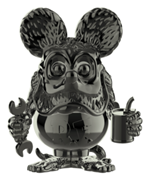 Funko Pop! Icons Rat Fink (Gray Chrome)