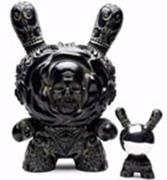 "Kid Robot 20"" Dunnys Antique Black Clairvoyant"