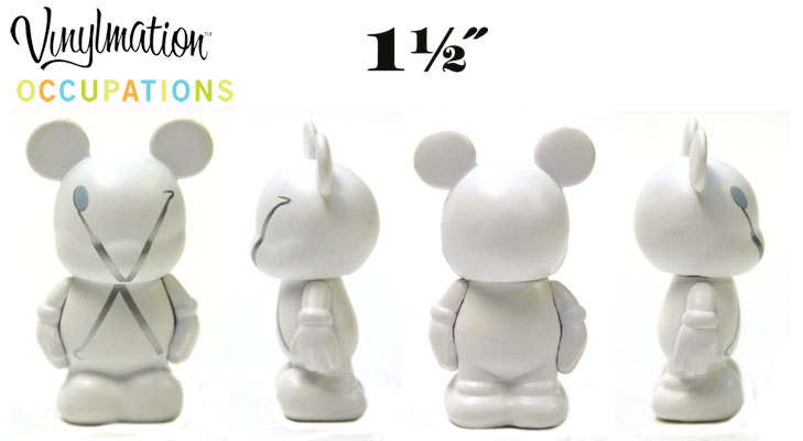 Vinylmation Open And Misc Occupations Jr. Dentist Tools