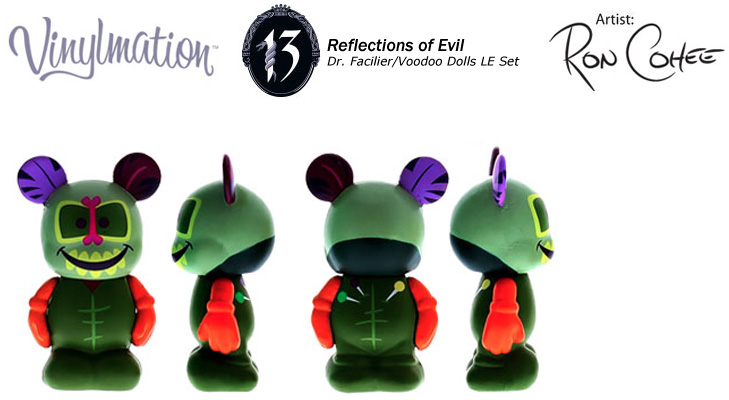 Vinylmation Open And Misc 13 Reflections of Evil Voodoo Doll 3