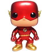 Funko Pop! Heroes The Flash (CHASE)