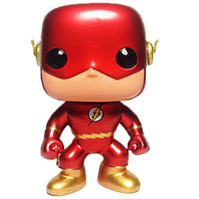 Funko Pop! Heroes The Flash (CHASE) Icon