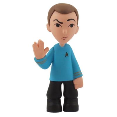 Mystery Minis Big Bang Theory Star Trek Sheldon