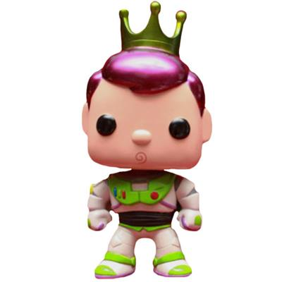 Funko Pop! Freddy Funko Buzz Lightyear (Metallic)