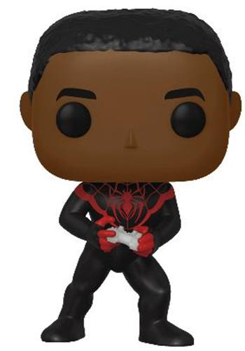 Funko Pop! Marvel Miles Morales (Gamer) (Chase) Icon