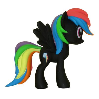 Mystery Minis My Little Pony Series 1 Rainbow Dash  Stock