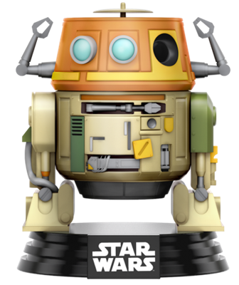 Funko Pop! Star Wars Chopper