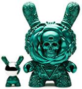 "Kid Robot 8"" Dunnys Clairvoyant (Teal)"
