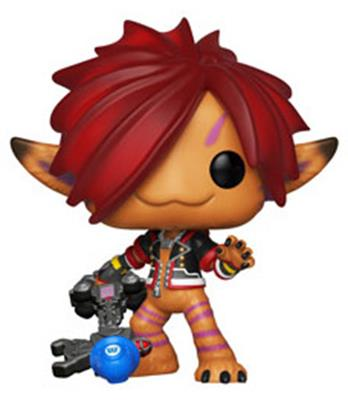Funko Pop! Games Sora Monster's Inc - Target