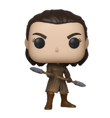 Funko Pop! Game of Thrones Arya (Two-headed Spear)