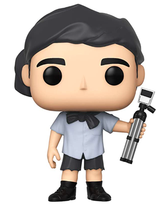 Funko Pop! Television Michael Scott as Survivor