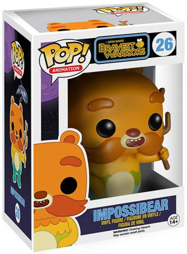 Funko Pop! Animation Impossibear Stock Thumb