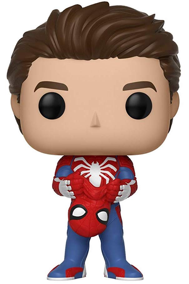 Funko Pop! Games Spider-Man (Unmasked)